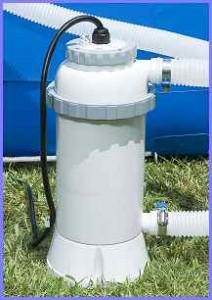 Intex 3kw Heater