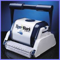 Tiger Shark Automatic Swimming Pool Cleaner