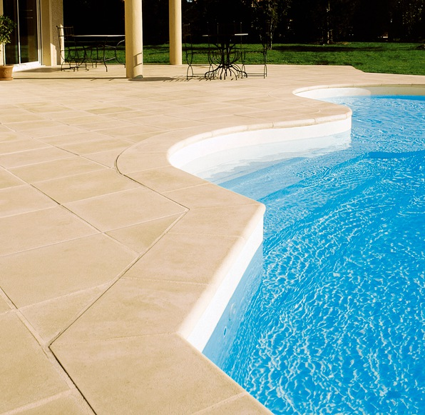 Swimming Pool Coping : A guide to swimming pool coping stones